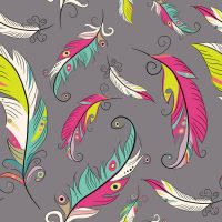 feathers-seamless-pattern